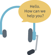 Headset - How can we help you?